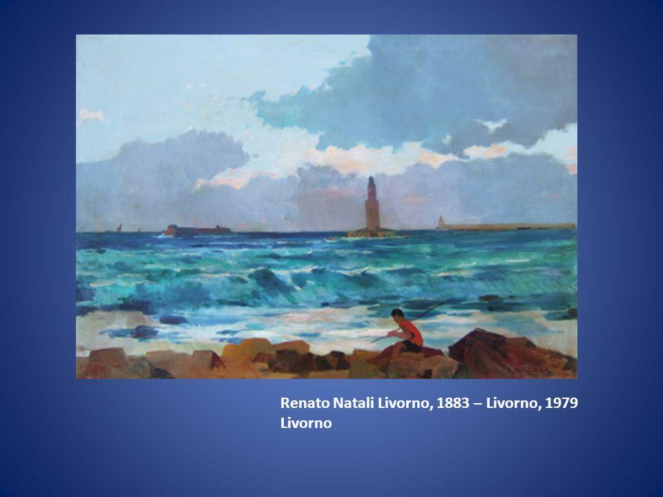 Renato Natali Livorno, 1883 – Livorno, 1979 Livorno