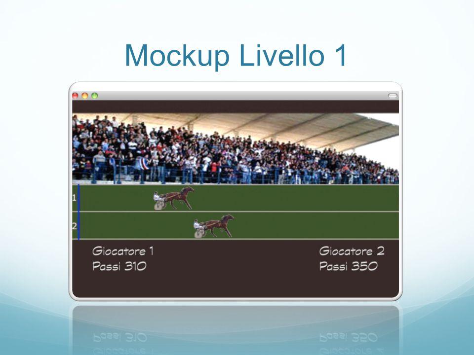 Mockup Livello 1