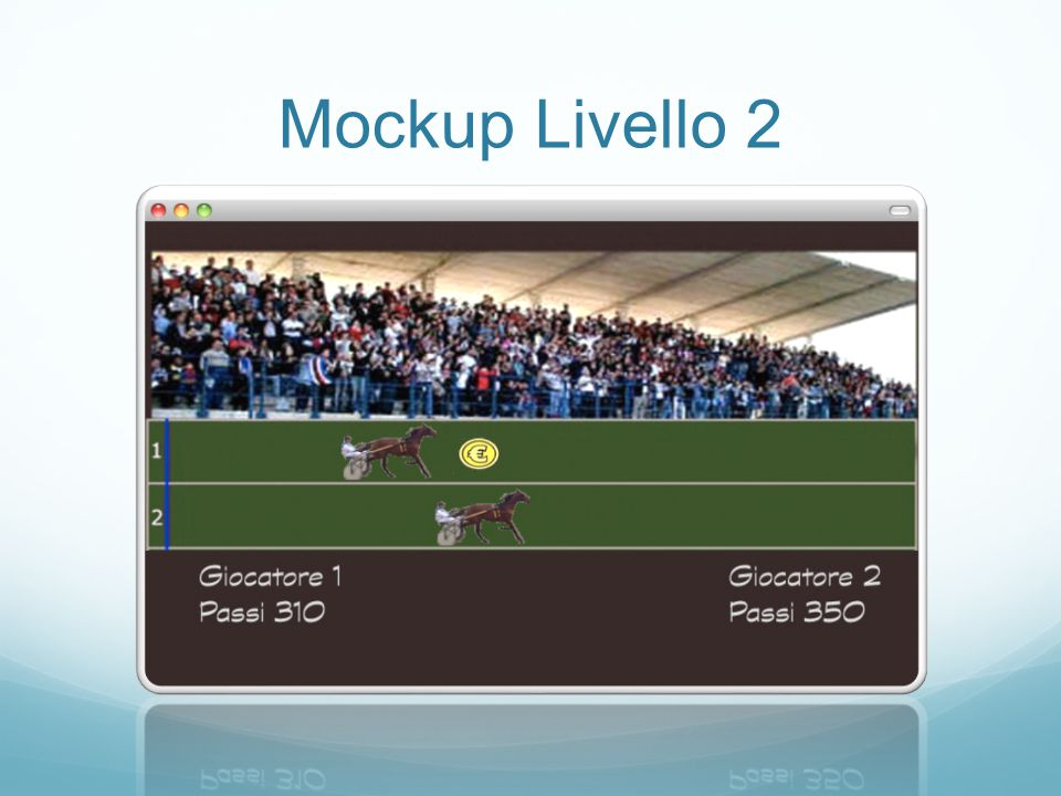 Mockup Livello 2