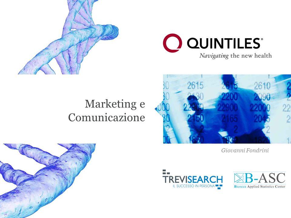 Copyright © 2013 Quintiles Marketing e Comunicazione Giovanni Fondrini