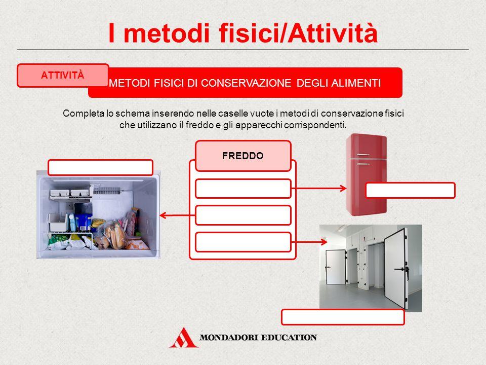 3. I metodi fisici METODI FISICI DI CONSERVAZIONE DEGLI ALIMENTI Macchine per la pastorizzazione del latte Impianto di sterilizzazione Piccolo essicca