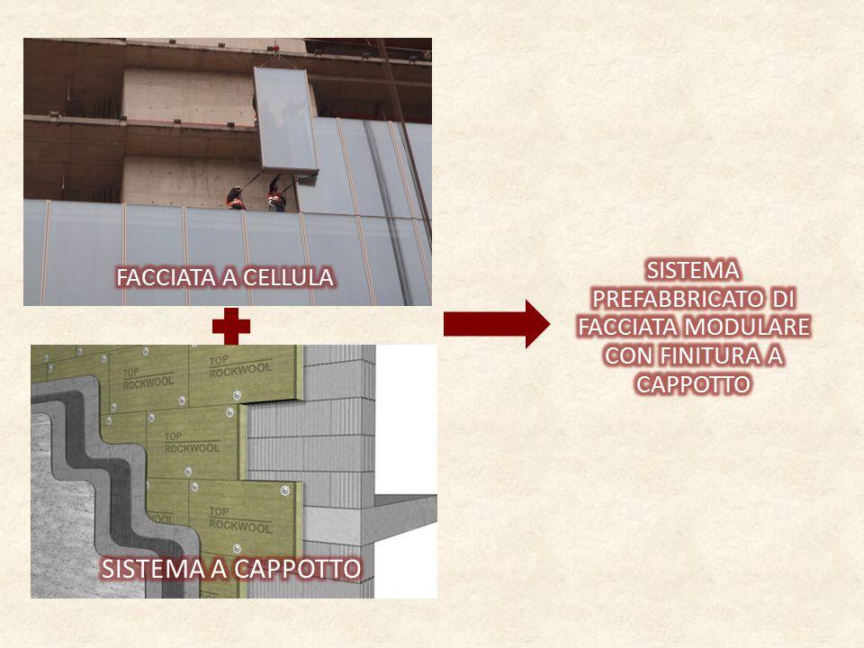 GIUNTO DIMENSIONE MODULI TARGET AMPIO LIBERTA' DISEGNO FACCIATA RIDUZIONE PONTEGGIO INDIPENDENZA DALLE CONDIZIONI ATMOSFERICHE PRODUZIONE CONTROLLATA SOLUZIONE PRONTA ALL'USO MAI REALIZZATA (?!)