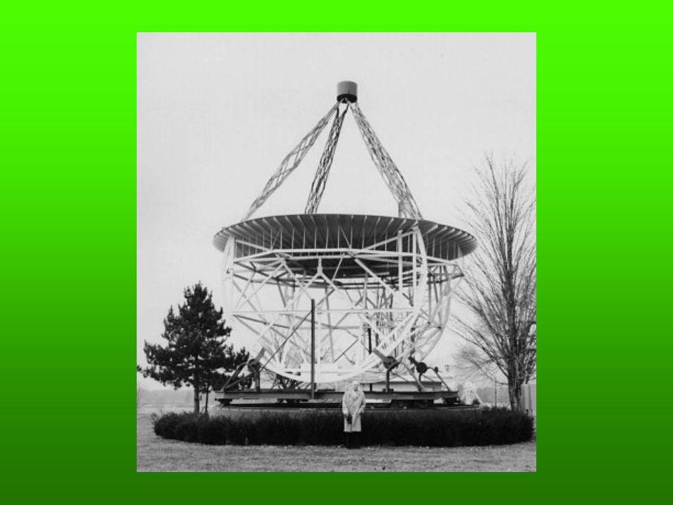 Nacque così la Radioastronomia, che si sviluppò dopo la Seconda Guerra Mondiale.