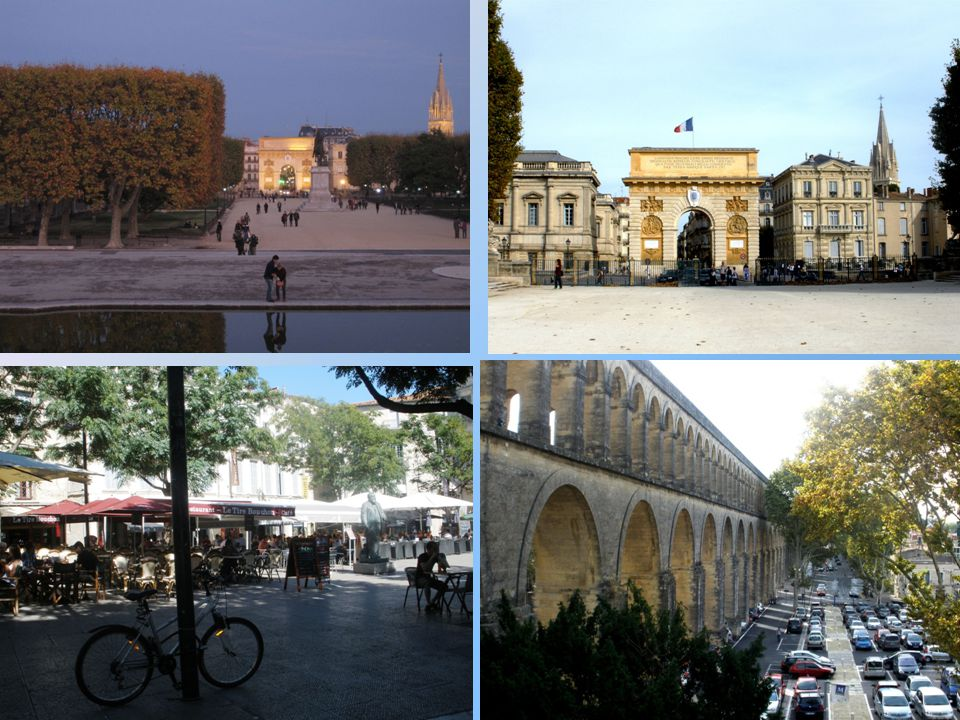 Montpellier è fornita di una rete tranviaria (4 linee) e diversi autobus, che permettono di raggiungere facilmente ogni parte della città e il mare.