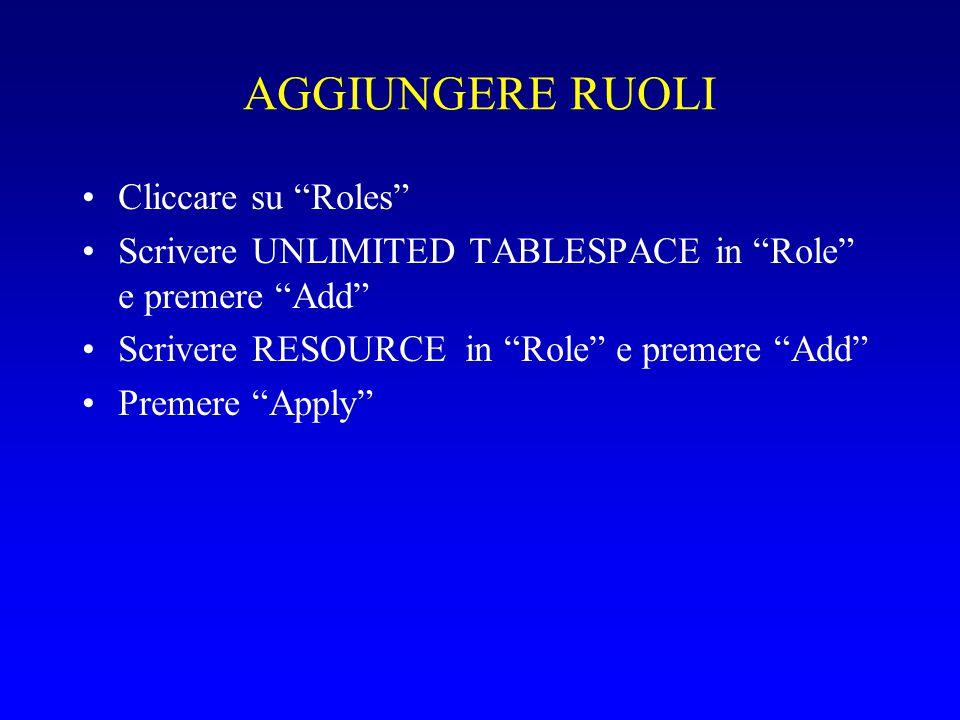 Creazione dello stato di immissione Creo una directory ~/public_html/ese1bdl Salvo il file menu.html nella directory Rendo menu.html visibile a tutti: –chmod 755 ~/public_html/ese1bdl/menu.html Esploro la pagina creata: –http://www.cli.di.unipi.it/~MioAccountUnix/ese1bdl/menu.html