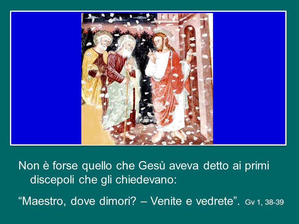 Quando siamo entrati nell'Abbazia delle Monache Benedettine di S. Maria di Rosano a Pontassieve, non lontano da Firenze, ci siamo immersi in quella ri