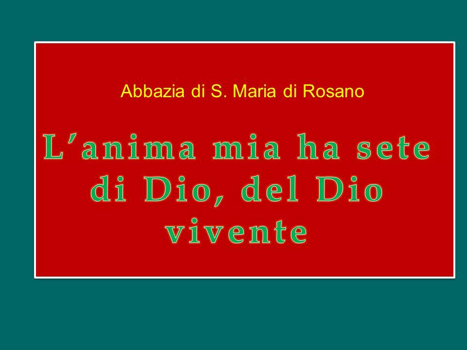 Abbazia di S. Maria di Rosano