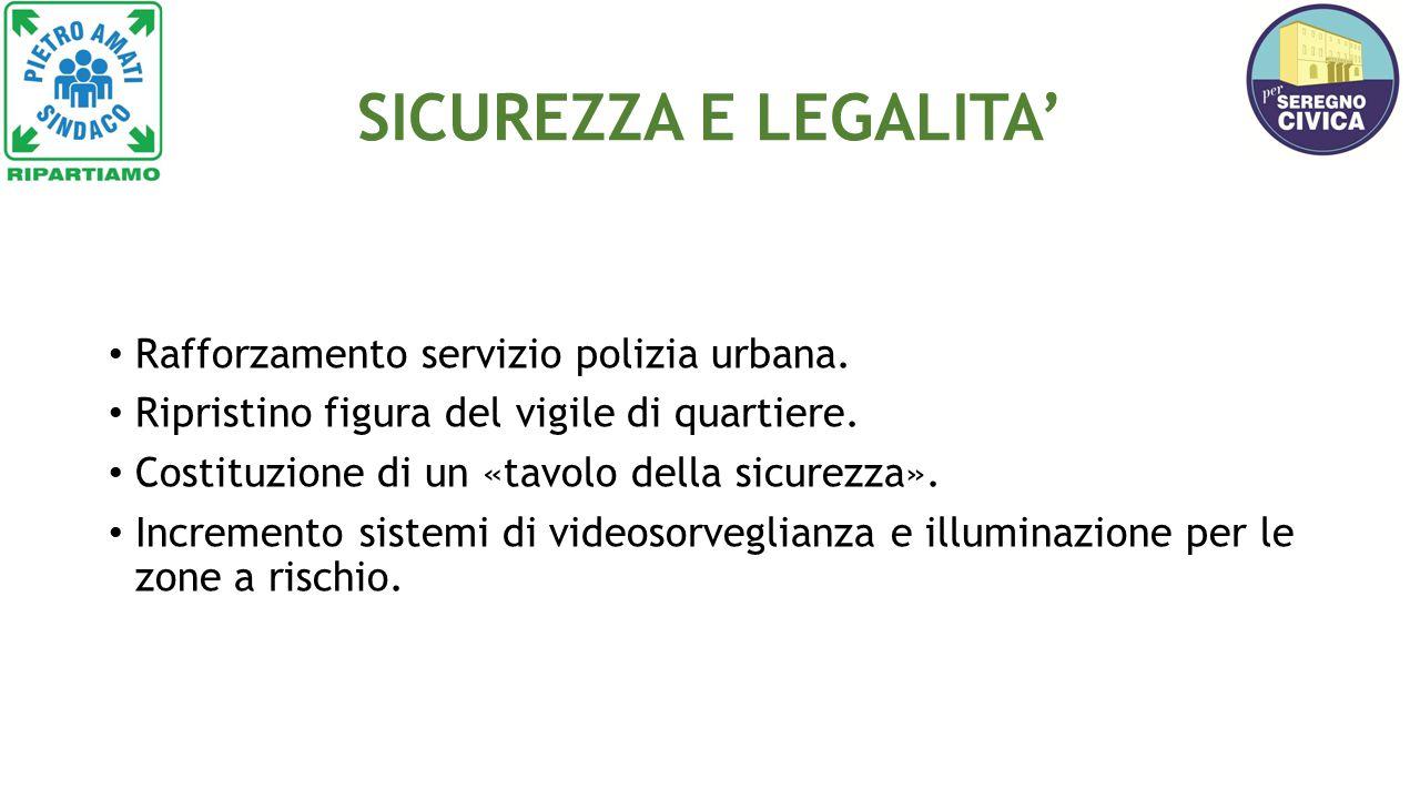 PATRIMONIO COMUNALE E SOCIETA' PARTECIPATE Valorizzazione e finalizzazione del patrimonio costituito dalle società partecipate.