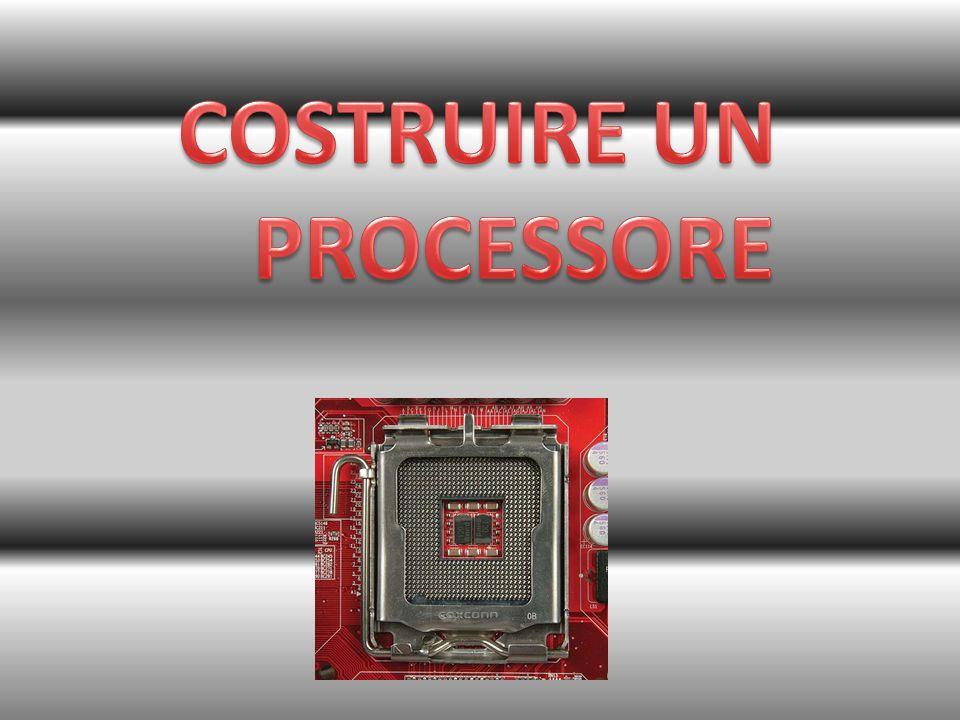 Una volta che le prove hanno stabilito la buona qualità dei processori, il wafer viene tagliato in singole unità, chiamate die.