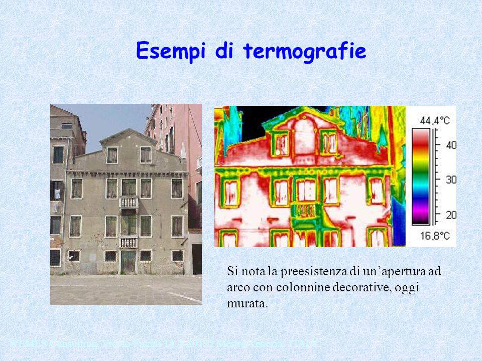 Si nota la preesistenza di un'apertura ad arco con colonnine decorative, oggi murata. WEMES Consulting, Vicolo Fucini 14, I-30172 Mestre-Venezia, ITAL