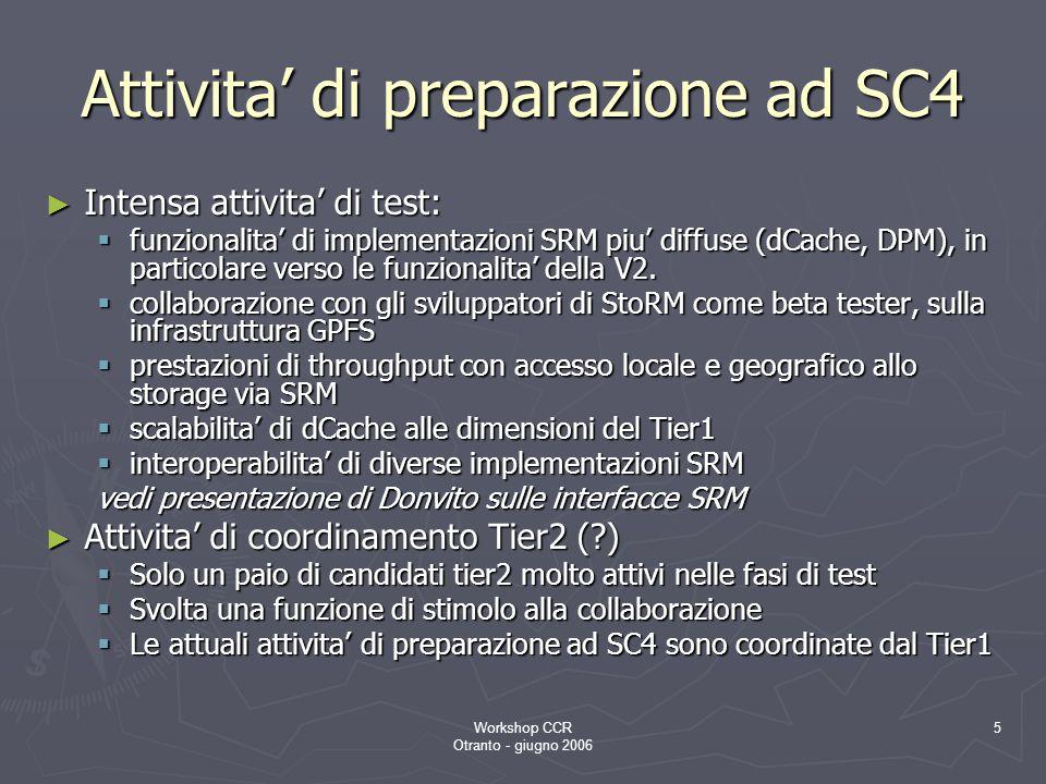 thanks to G.Donvito, M.Biasotto