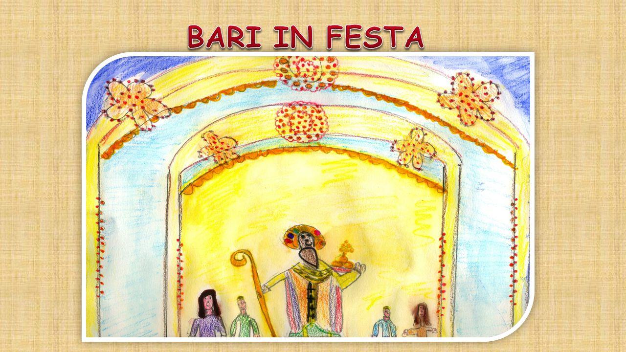Il 7, 8 e 9 maggio si svolge, a Bari, la festa del Santo Patrono, san Nicola.