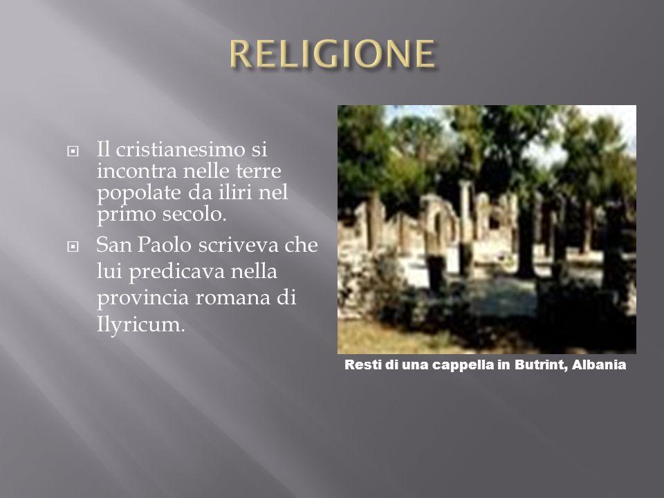  Gjon Buzuku ha portato nella lingua albanese la liturgia cattolica, cercando di fare per la lingua albanese quello che Lutero ha fatto per tedeschi.