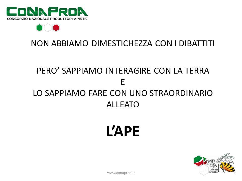 PROGETTO C.A.R.A. TERRA C aserta A picoltori R ilevamenti A mbientali www.conaproa.it