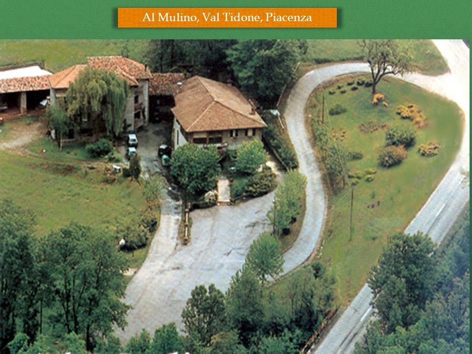 Al Mulino, Val Tidone, Piacenza