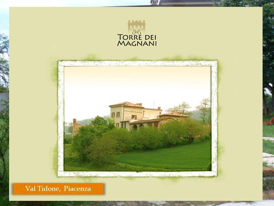 Val Tidone, Piacenza