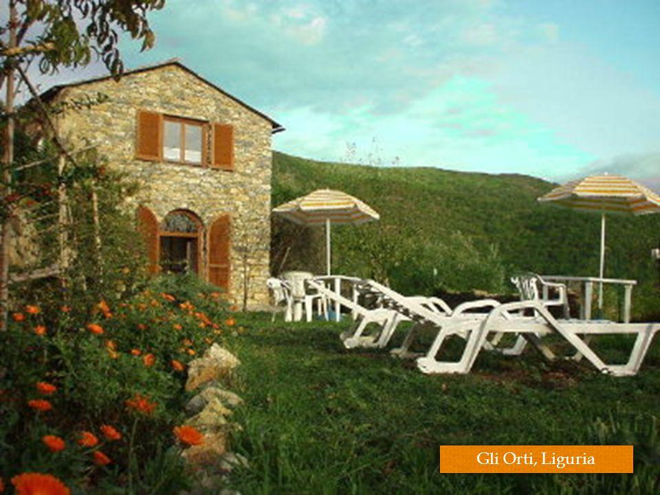 Gli Orti, Liguria