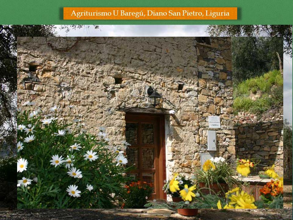 Agriturismo U Baregú, Diano San Pietro, Liguria