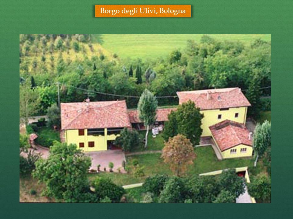 Borgo degli Ulivi, Bologna