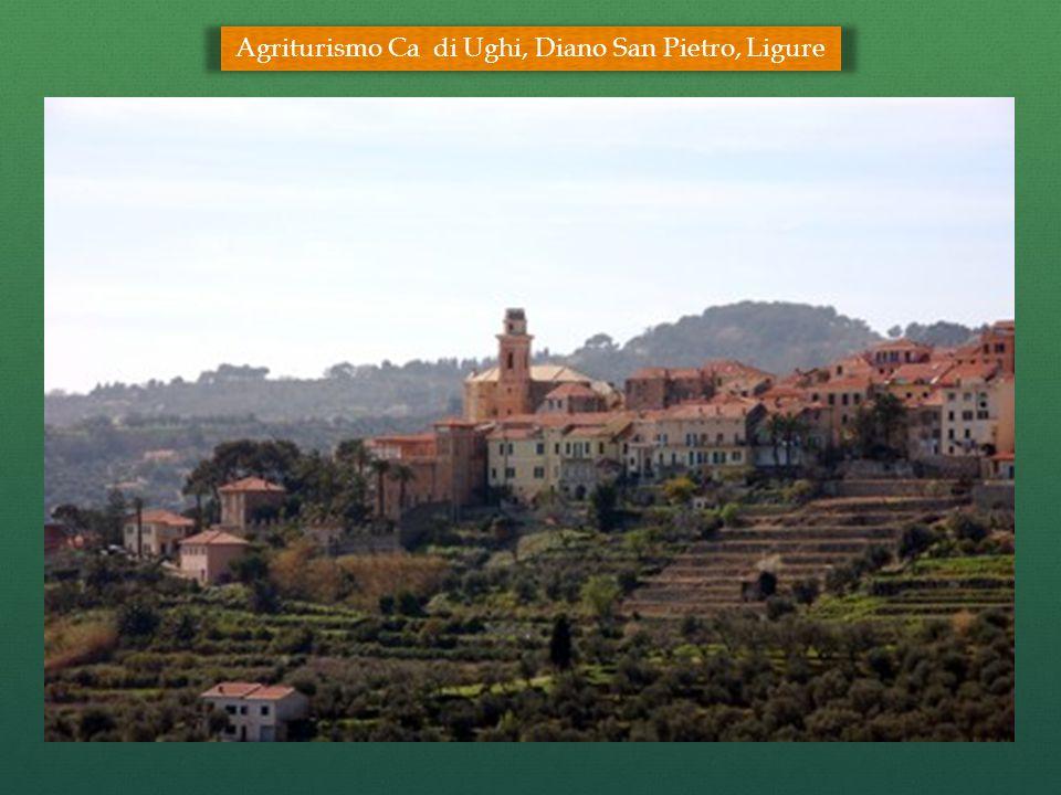 Agriturismo Ca di Ughi, Diano San Pietro, Ligure