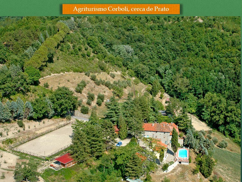 Agriturismo Corboli, cerca de Prato