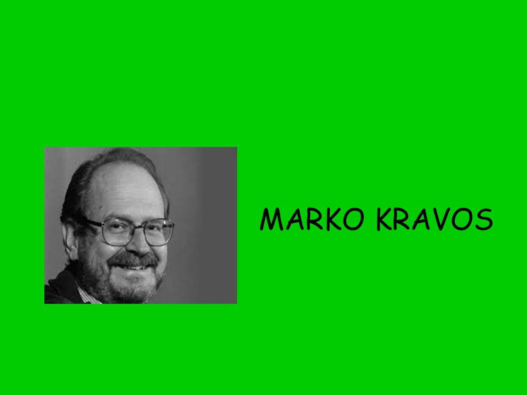 MARKO KRAVOS