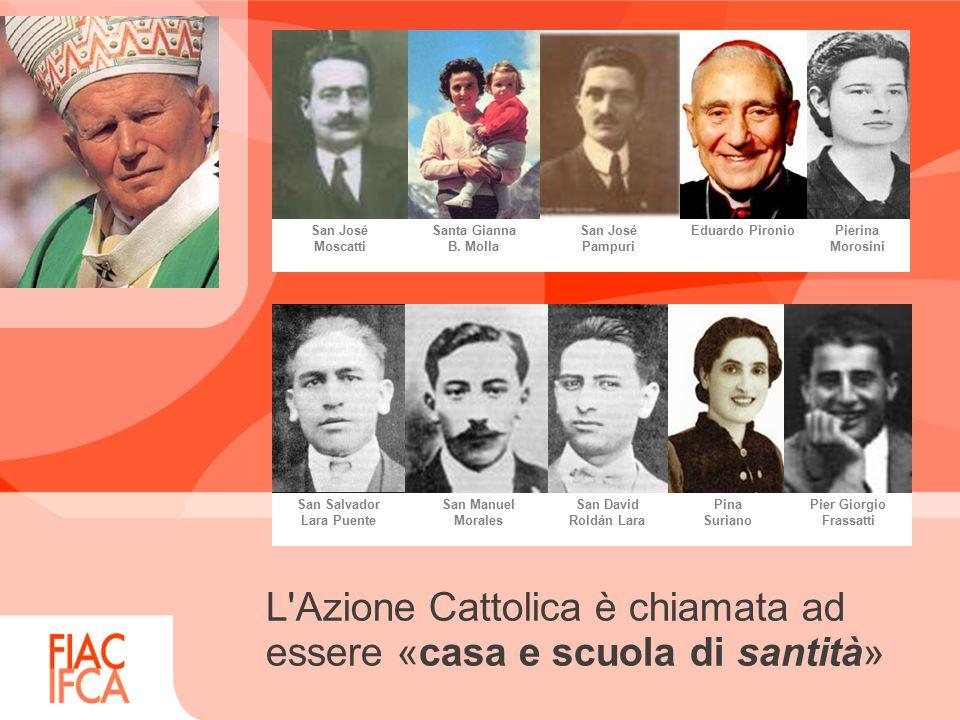 San José Moscatti Santa Gianna B.