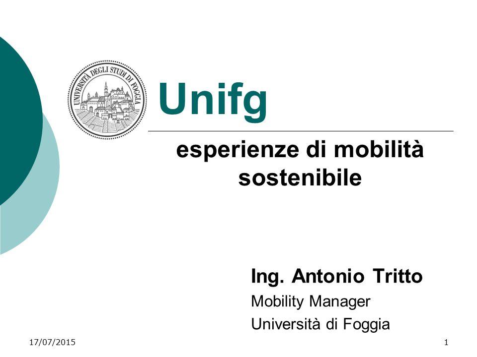 17/07/20151 Unifg Ing.