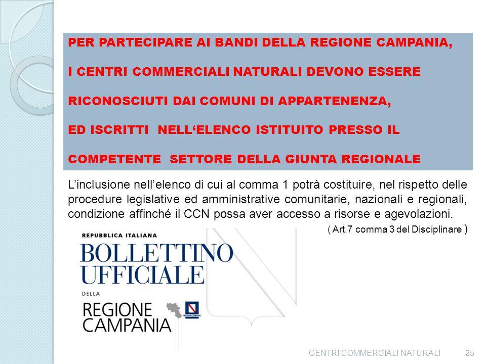 Centri commerciali riconosciuti in provincia di Benevento - 0 CITTÀCONSORZIO 24CENTRI COMMERCIALI NATURALI