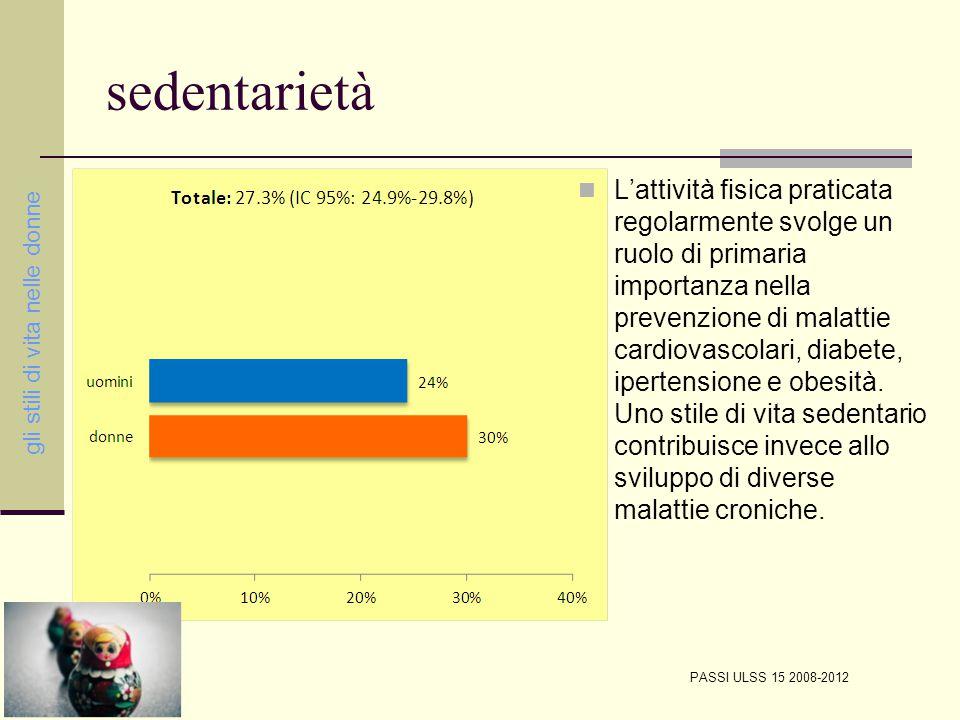 sovrappeso e obesità La situazione nutrizionale di una popolazione è un determinante importante delle sue condizioni di salute.