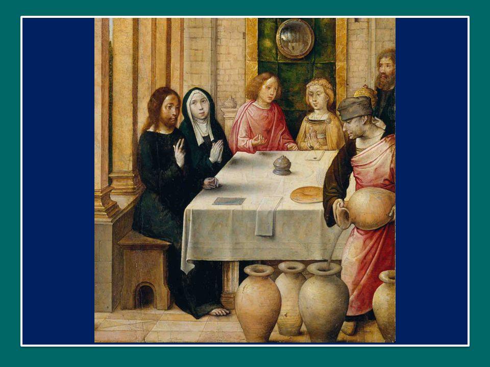 Gesù non solo partecipò a quel matrimonio, ma salvò la festa con il miracolo del vino.