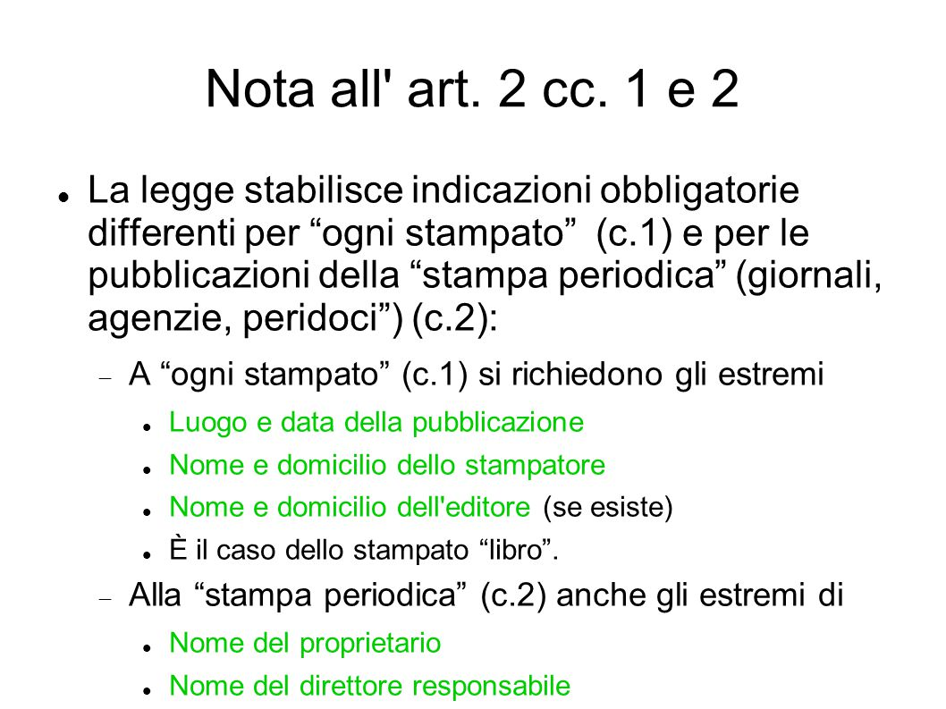 Art.8, c.
