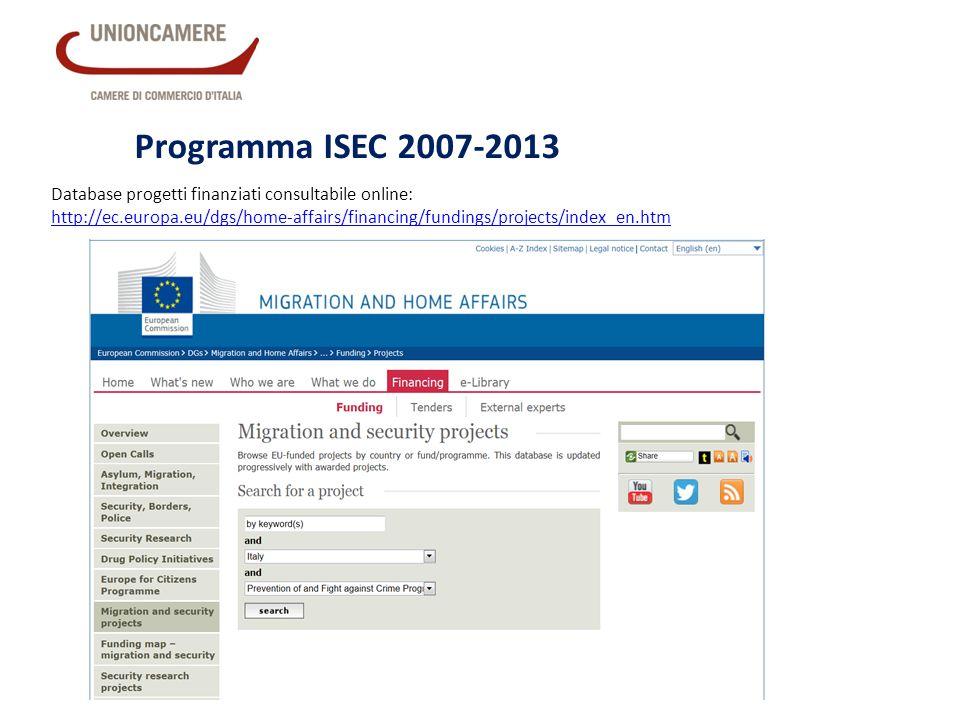 Il presente: ISF-Police 2014/2020  ISF-P = Internal Security Fund-Police, « Fondo per la sicurezza interna- Polizia »  Base legale: Regolamento 513/2014 (ISF-P) e 514/214 (regolamento orizzontale) (GU L150, 24/5/2014) 1.004 m€  Dotazione finanziaria: 1.004 m€