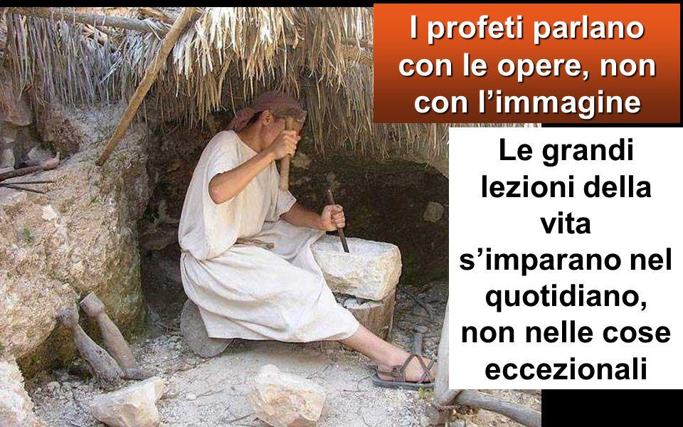Ma Gesù disse loro: «Un profeta non è disprezzato se non nella sua patria, tra i suoi parenti e in casa sua».