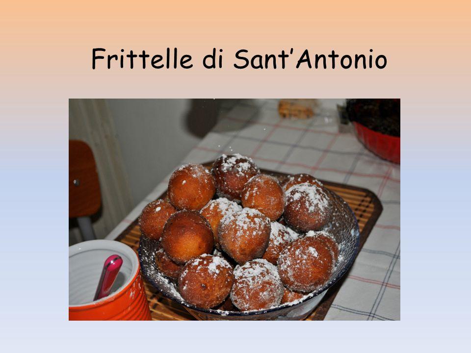Frittelle di Sant'Antonio