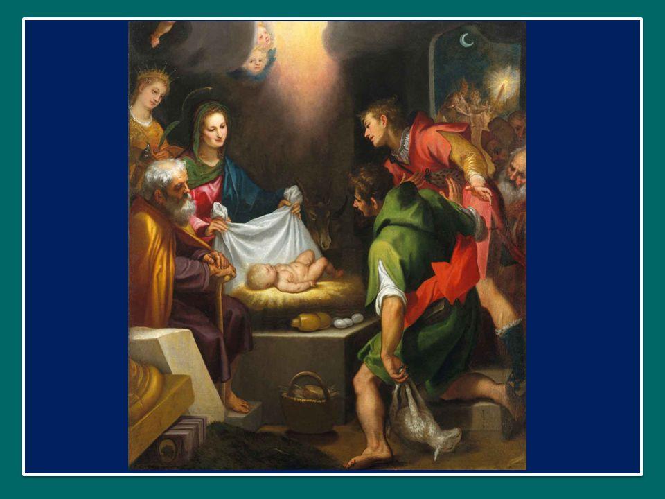 Per questo è impossibile separare la contemplazione di Gesù, il Verbo della vita che si è fatto visibile e tangibile, dalla contemplazione di Maria, che gli ha donato il suo amore e la sua carne umana.