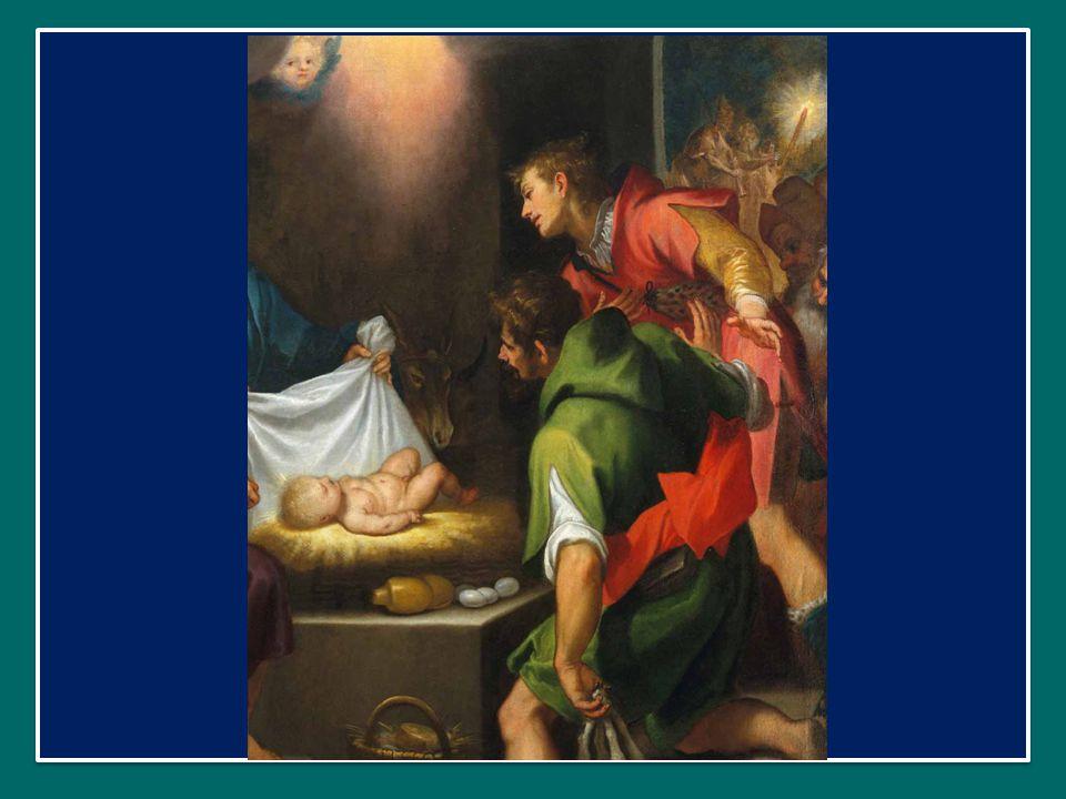 Incorporati in Lui, gli uomini diventano realmente figli di Dio.