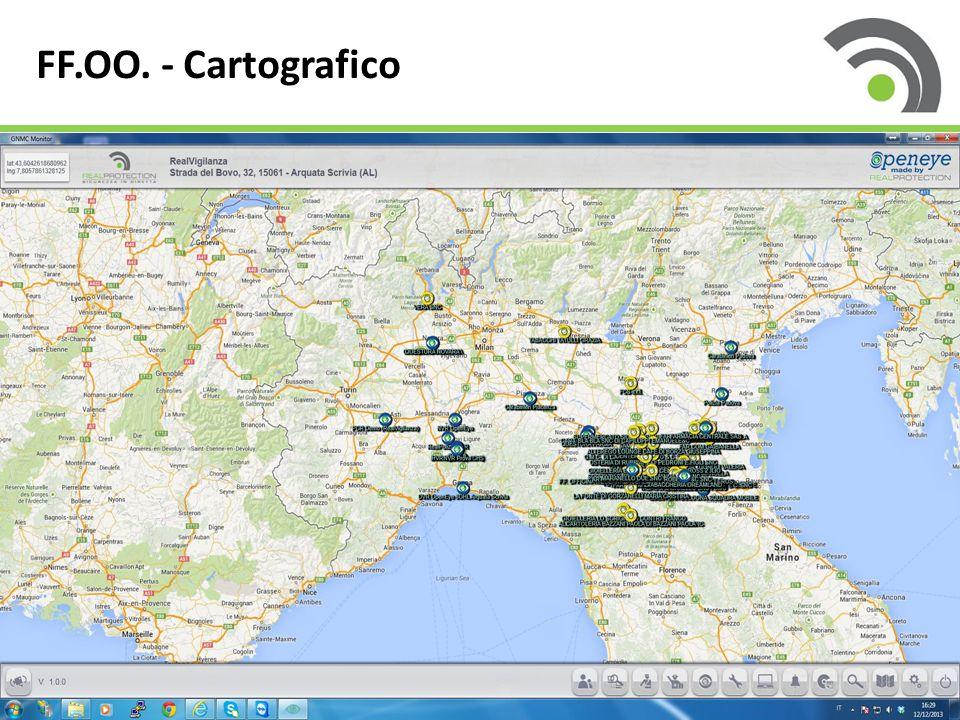 FF.OO. - Cartografico
