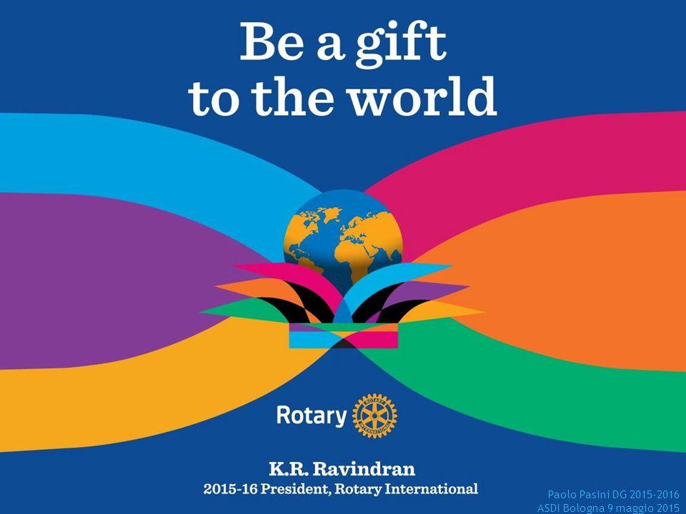 La Mano che obbedisce all'Intelletto Rafforzare gli strumenti di interazione Motivare e sostenere i giovani professionisti Rafforzare e sviluppare la cooperazione con Rotaract Impegnarsi nei Programmi del R.I.