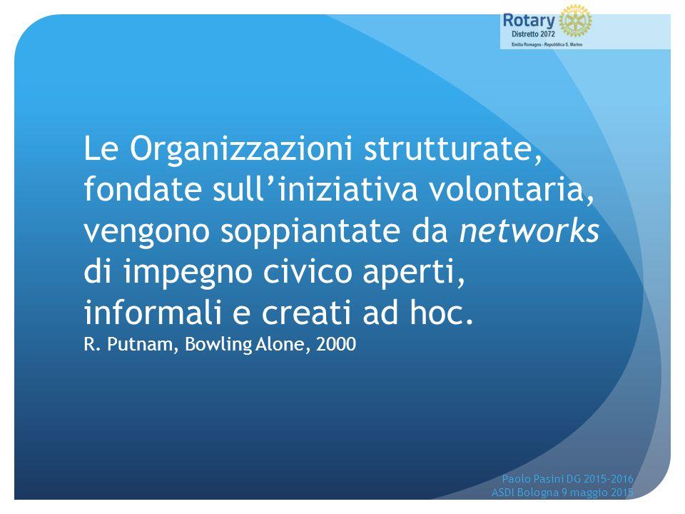 Insieme di aspetti della vita sociale quali le reti relazionali, le norme e la fiducia reciproca, che consentono ai membri di una comunità di agire in modo più efficace nel raggiungimento di obiettivi condivisi.