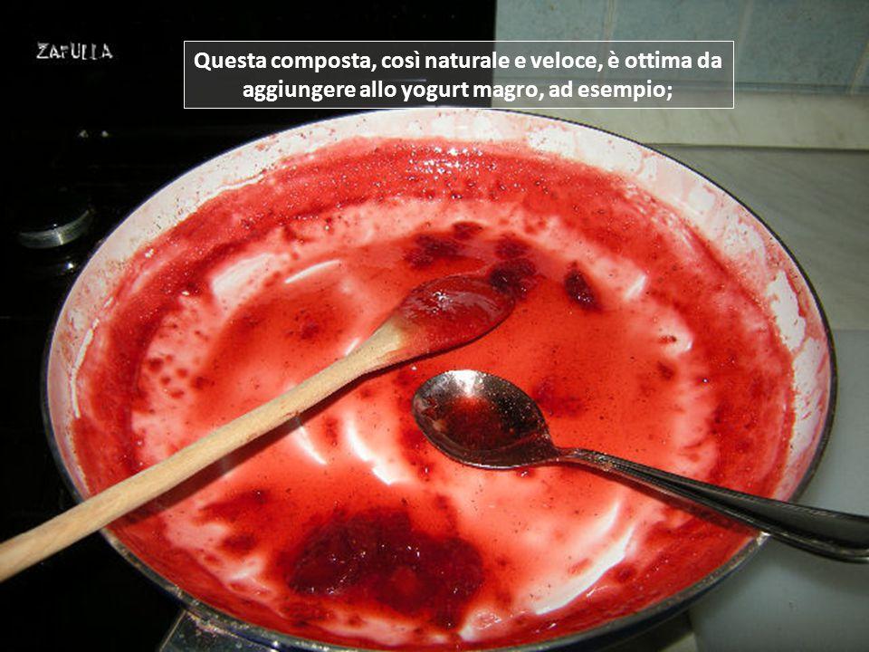 """Lo scopo di questa preparazione è fare un prodotto casalingo """"light"""": meno zucchero rispetto le comuni marmellate e cottura più breve. Se, però, prefe"""