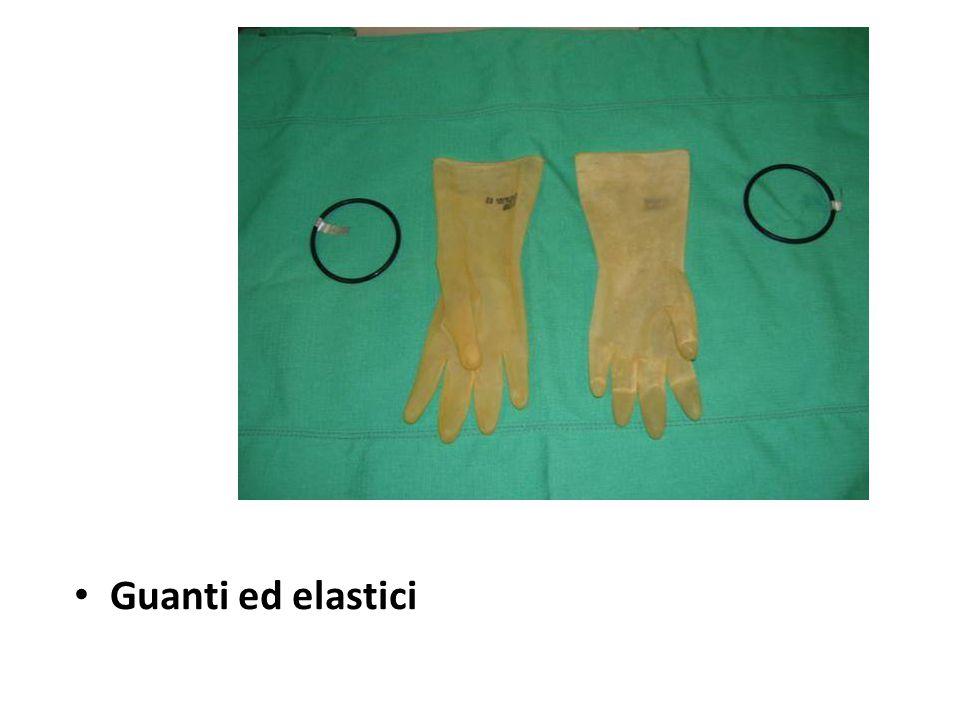 Guanti ed elastici