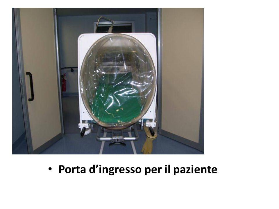 Porta d'ingresso per il paziente