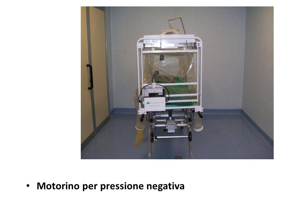 Motorino per pressione negativa