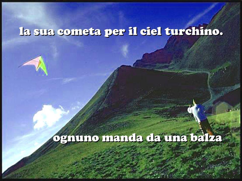 Or siam fermi: abbiamo in faccia Urbino ventoso: