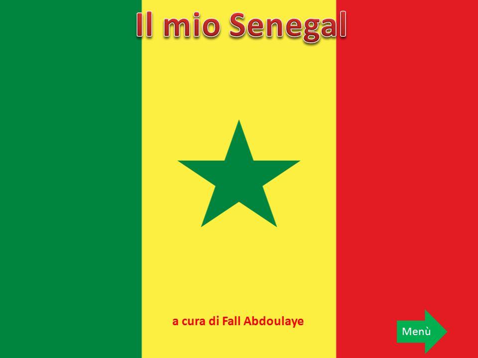 a cura di Fall Abdoulaye Menù