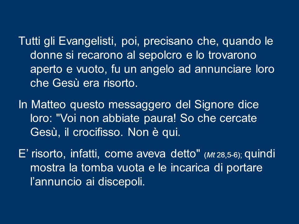E' molto interessante approfondire questo riferimento all' Angelo .