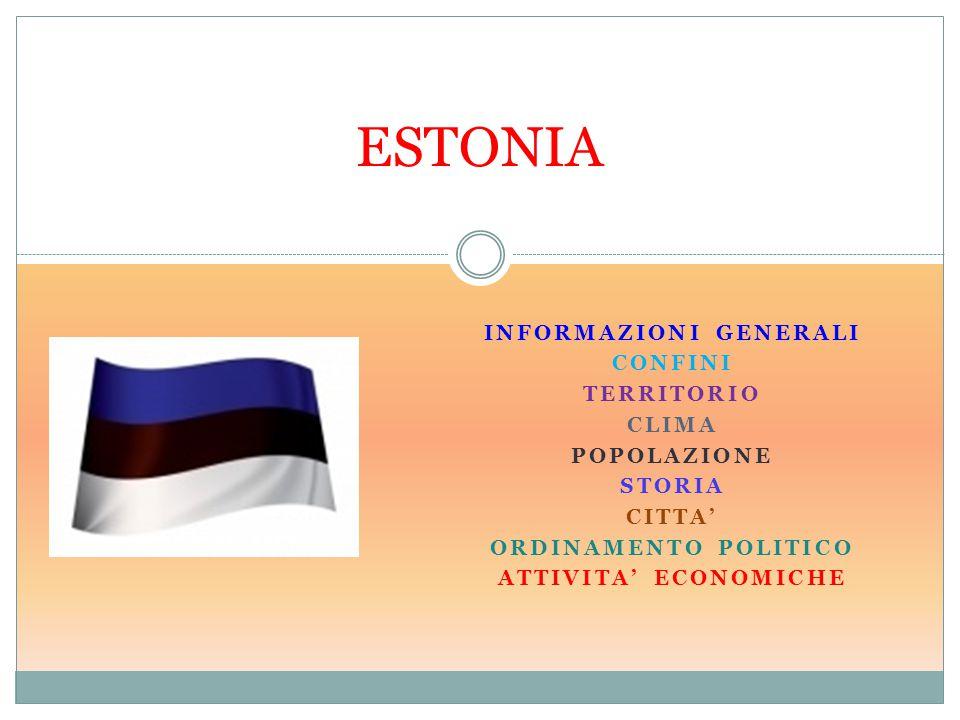 ESTONIA in Europa