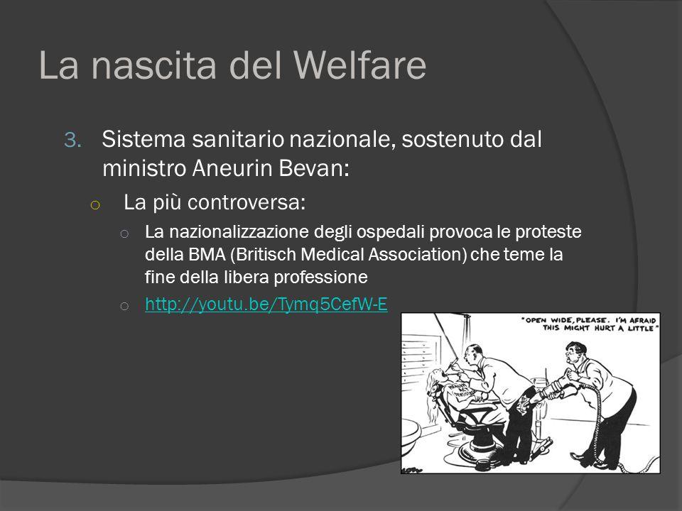 La nascita del Welfare 3.