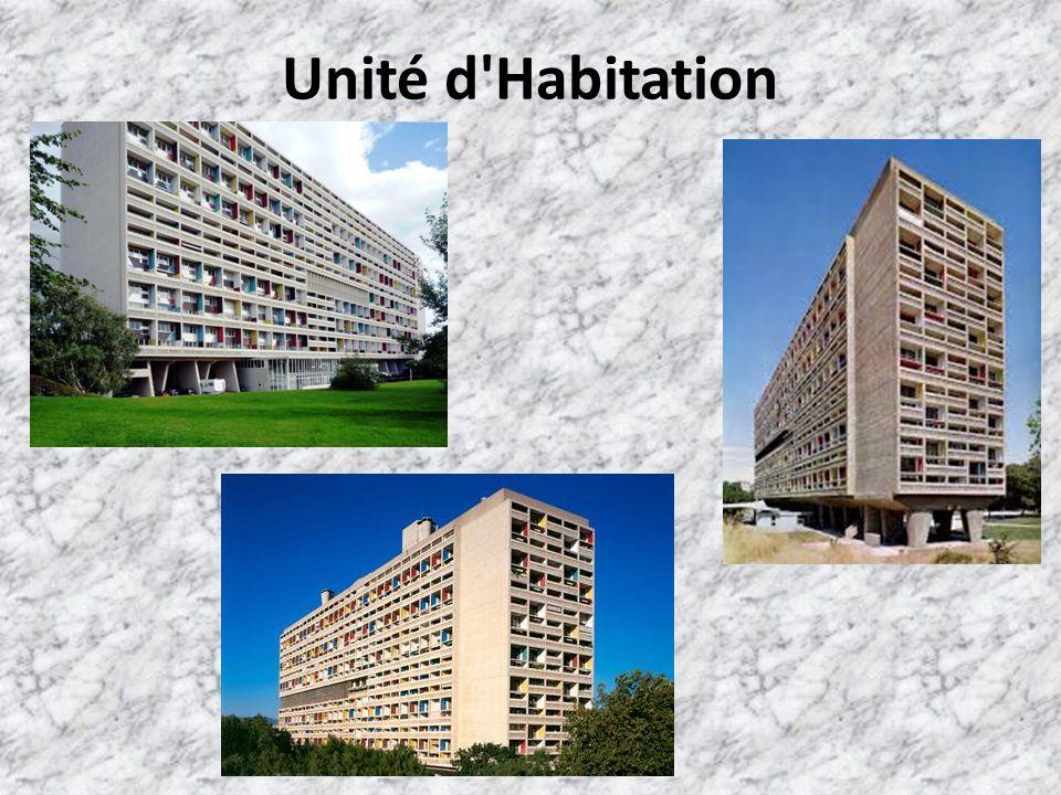 Unité d'Habitation